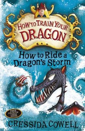 How to Train Your Dragon Book 7: How to Ride a Dragon