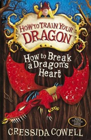 How to Train Your Dragon Book 8: How to Break a Dragon