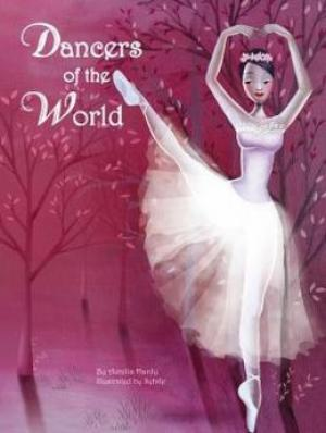 Dancers of the World by Aurelia Hardy